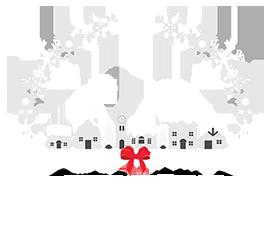 Santa South West Christmas Village
