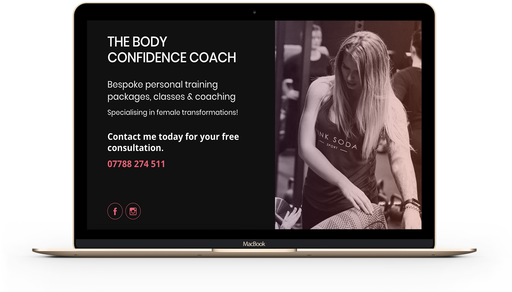The body confidence coach