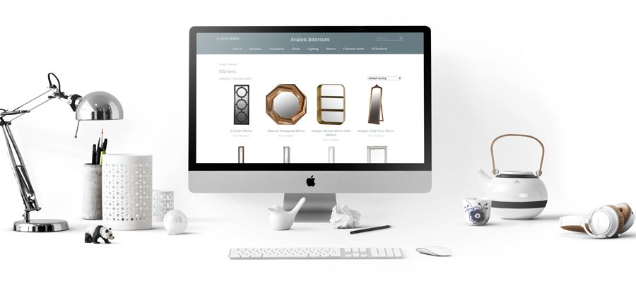 eCommerce - Avalon Interiors