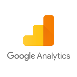 We use Google Analytics to help the process of website design and development