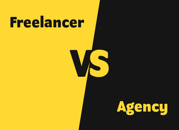 Website Development - Freelance vs Agency