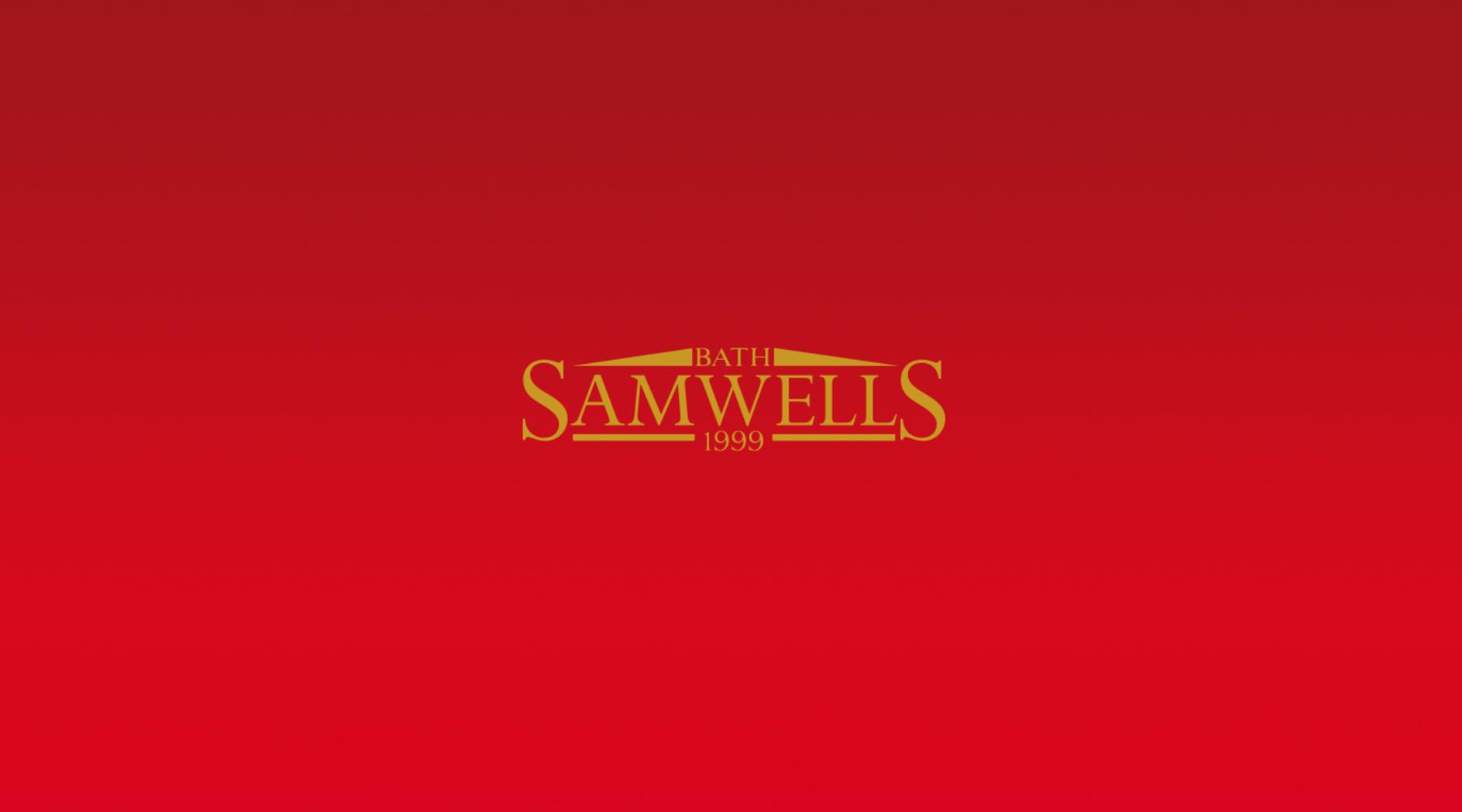 Samwells website design