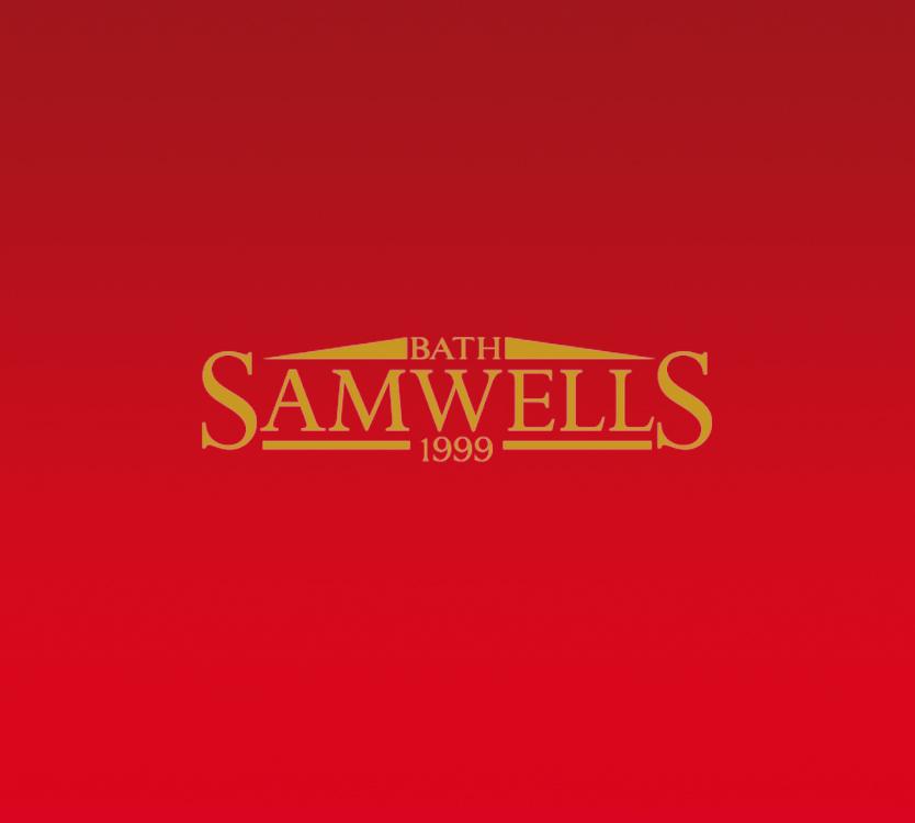 Samwells of Bath - website design