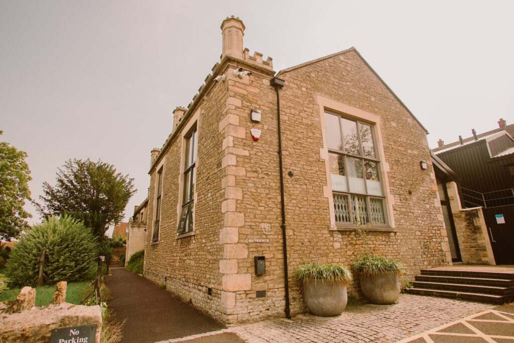 The old church school Frome