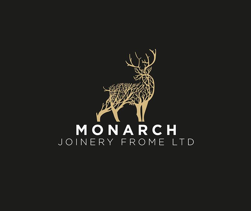 Monarch Joinery website design